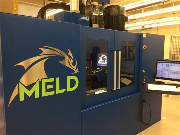 MELD推出新型金属3D打印技术,或将再次改变行业格局